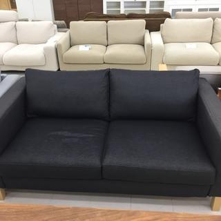 取りに来て頂ける方限定!IKEAの2人掛けソファーのご紹介です!