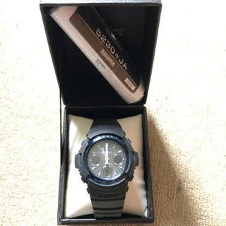 最終値下げ!新品未使用 カシオ 腕時計 AWG-M100A-1AJF