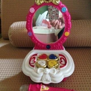 プリキュア  おもちゃ ミラー 鏡