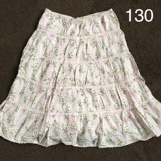 難あり 130 GAP スカート