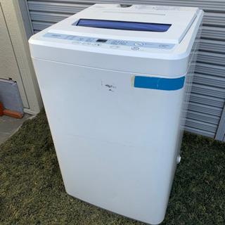 2012年製アクア全自動洗濯機6キロ