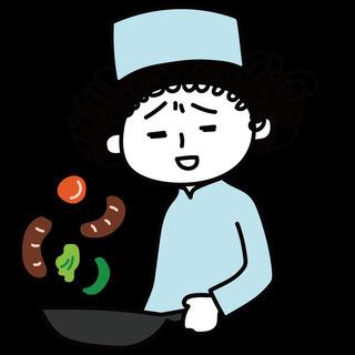 (派)飯塚市横田の求人《調理員 高齢者施設での調理》時給1000円☆