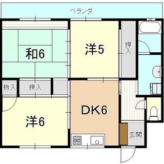 ☆賃貸マンション☆コーポマルキ3階