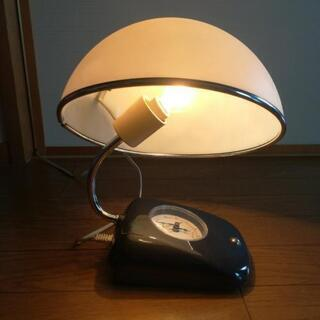 照明器具 時計付