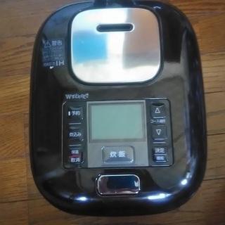 パナソニック 3合 炊飯器 圧力IH式 Wおどり炊き SR-JW...