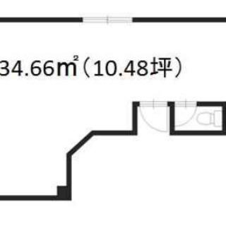 三宮駅徒歩2分♫立地抜群に良し♫美容系や事務所等に♫