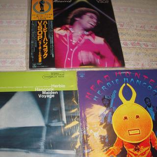 レコード LP セロニアス・モンク.ハービー・ハンコック