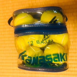 テニスボール12個 未使用
