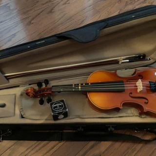 スズキ 分数バイオリン 1/2  2013年
