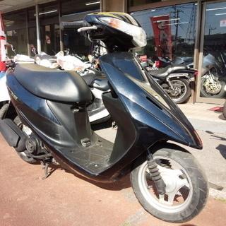 NO.2695 アドレスV50 4サイクルエンジン FI車 ブラ...