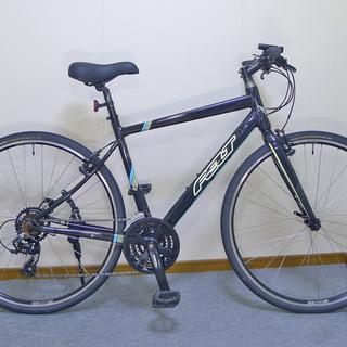 【値引不可】中古クロスバイク FELT VERZA SPEED ...