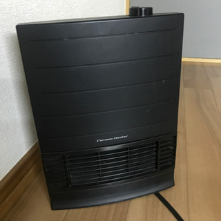 セラミックヒーター  2000円