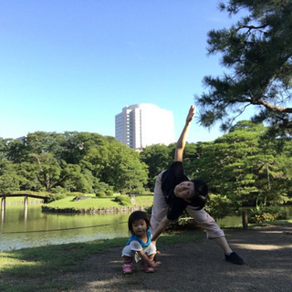 ママの為のヨガ★6月7日10時 - スポーツ