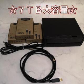 REGZA(レグザ)のタイムシフトマシン用 7Tディスクです