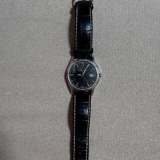 HAMILTON ハミルトン 本革 腕時計【取引中】