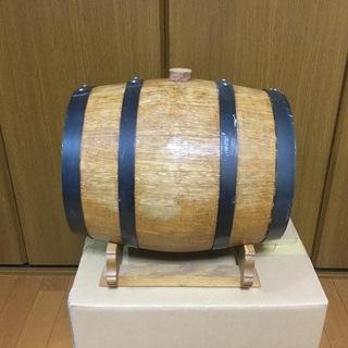 ワイン樽 台付
