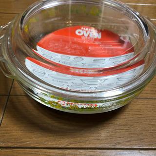 【交渉中】耐熱ガラス食器(キャセロール)