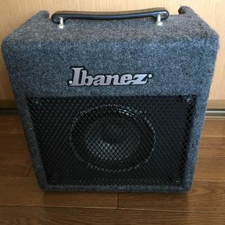 定価9500円 Ibanez 10Wベースアンプ