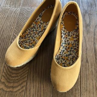 GAP の靴 ほぼ未使用