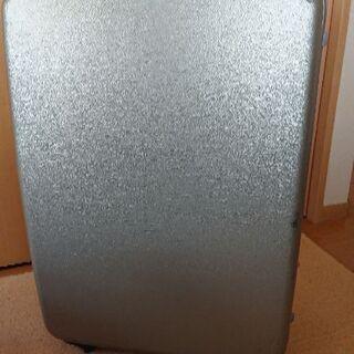 スーツケース 大 ゴールド系