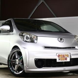 【車検2年付】  トヨタ iQ 1.0 100G 社外18inア...