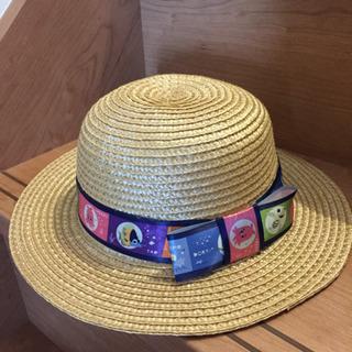値下げ 数回使用 ドリー ニモ むぎわら帽子 約52センチ