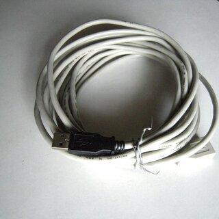 USB延長ケーブル コード 5m