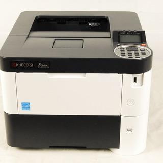 9366 印刷OK A4モノクロレーザープリンター ECOSYS...