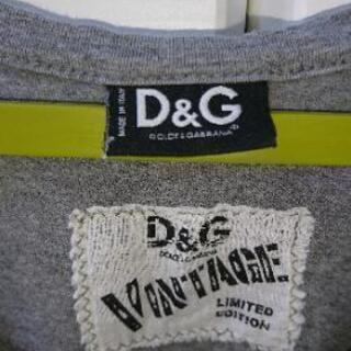 D&G ドルガバ タンクトップ