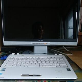 Toshiba dynabookPACX/47FLR DVDマル...