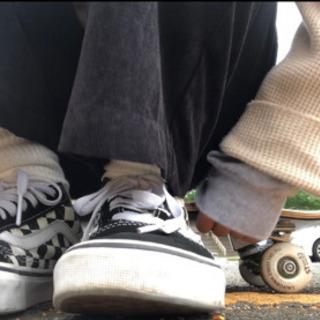 スケートボード スケボー 友達 ゆる募