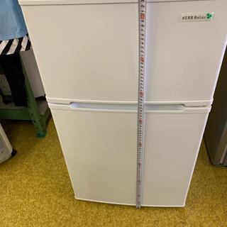 YAMADA  冷蔵庫90リットル 2015年