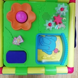 【商談中】ピープル おもちゃ 頭と体の知育ボックス  知育玩具