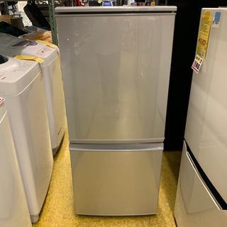 SHARP 冷蔵庫137リットル 2016年