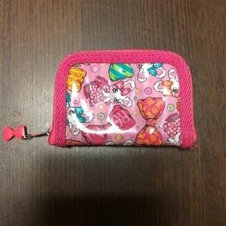 ★可愛いです★RONIピョン コンパクトなお財布