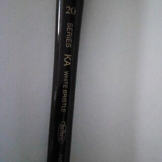 新品 ホルベイン KA white bristle 20号