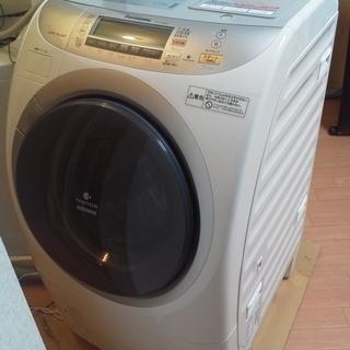 ★美品★ヒートポンプ乾燥方式★ナノイー★洗濯9kg/乾燥6kg★...