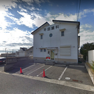 歯科医院跡テナント♫駐車スペース4台付き♫一棟貸し♫の画像