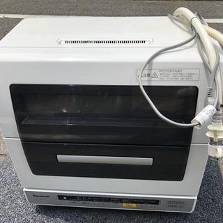 食洗機 NP-TR6 買ったらとても高い分岐水栓2社対応品付属!