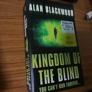 洋書 kingdom of blind