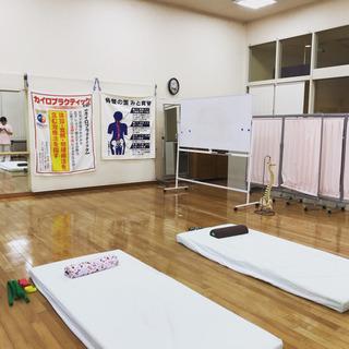 美軸ゴムバンド運動教室
