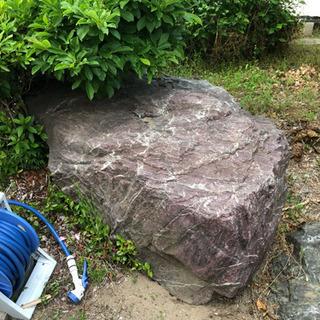 大きめの庭石