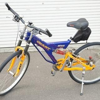19B0197 札幌 中古 GIANT MTB マウンテンバイク...