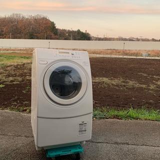 SANYO ドラム式洗濯乾燥機 AWD-AQ3000 大容量洗濯...