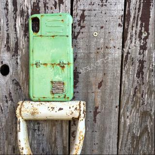ヴィンテージマッドダクトG iPhoneXR対応ケース/新品オーダー