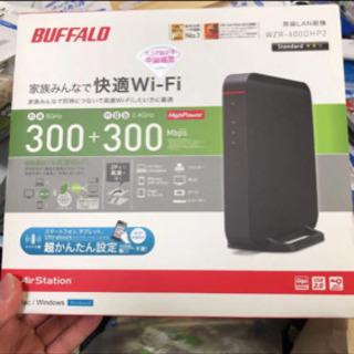 BUFFALO 無線LAN WZR-600HP2