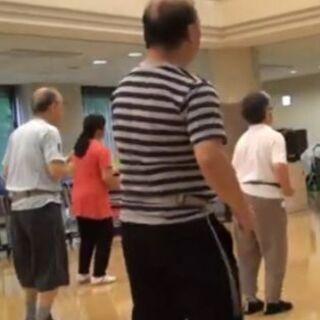 高齢者健康運動教室参加者募集