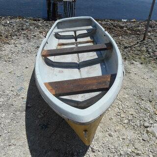 12フイート手漕ぎボート