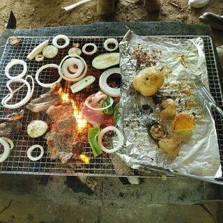 6/15ナイトBBQからお好み焼き、もんじゃ、焼きそば食べ放題に変更