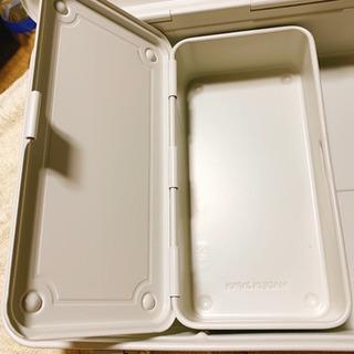 無印良品 スチール工具箱3、1セット